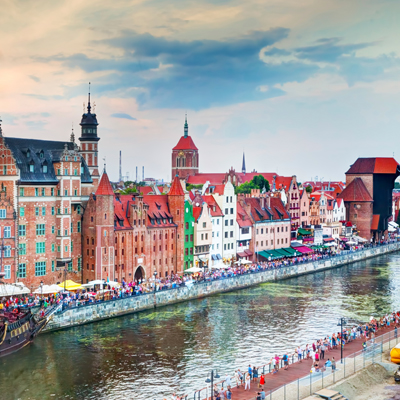 Grand Tour of Poland in JUL or AUG