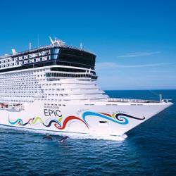 7 nights Western Mediterranean cruise with NCL - Free at Sea Promo
