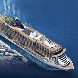 7 night Caribbean cruise on-board the new MSC Seaside